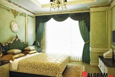 3 cách chọn rèm cửa đẹp với nội thất tối màu