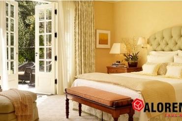Bí quyết chọn rèm cửa hợp với phòng ngủ của bạn