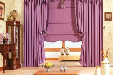 Đưa vượng khí vào nhà cùng rèm cửa