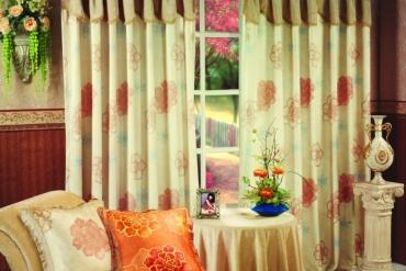 Mẹo chọn rèm cửa đẹp phù hợp cho từng diện tích phòng