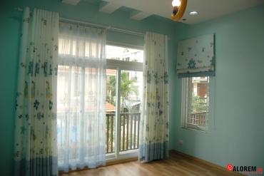 Rèm cửa 2 lớp phù hợp dùng cho không gian nào