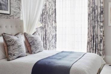 Rèm vải chống cháy cho cửa có gây hại đến sức khỏe không?