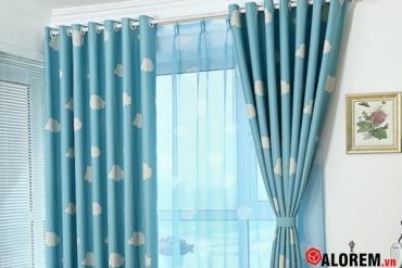 Rèm cửa chung cư - Mẫu rèm của nhà biệt thự mới