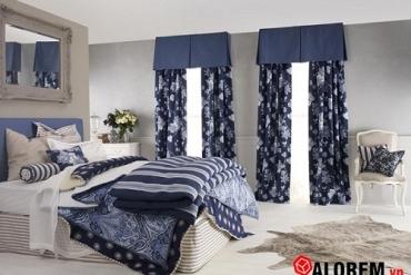 Thiết kế rèm cửa cho phòng ngủ mới lạ